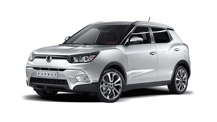 Hire Purchase | £2748 deposit | £239 per month | Tivoli ELX Diesel 2WD