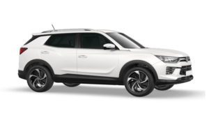 Motability for War Pensioners Offer | £1287 Advance Payment  | New Korando Ventura Manual