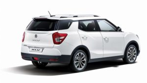 Outright Purchase | £17895 for a Tivoli XLV Ultimate Diesel 2WD