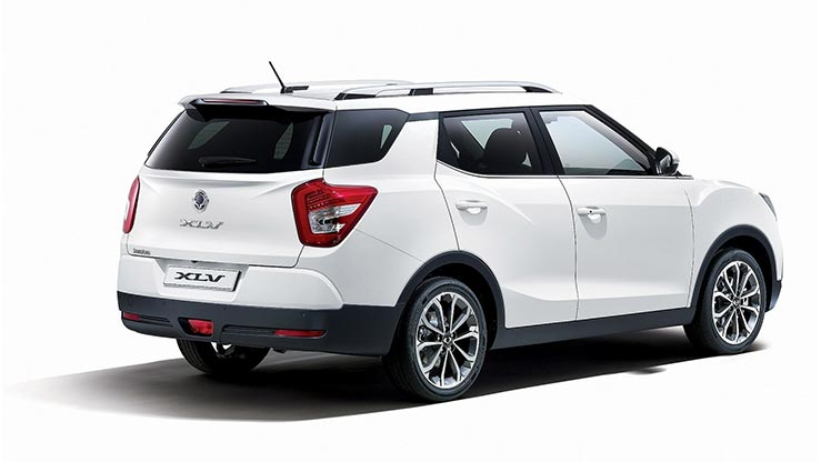 Outright Purchase   £17895 for a Tivoli XLV Ultimate Diesel 2WD