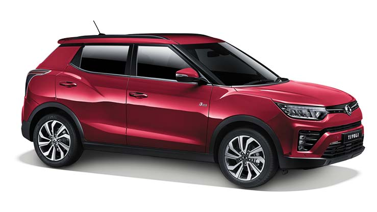 Outright Purchase | £21845 for a New Tivoli Ultimate 1.5-litre petrol Automatic