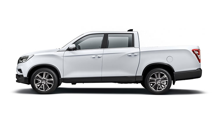 Outright Purchase | £30355 for a Musso Rhino LWB