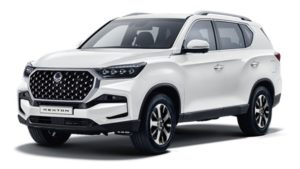 Personal Contract Purchase | £10084 deposit | £429 per month | New Rexton Ultimate Auto