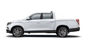 Personal Contract Purchase | £5781 deposit | £425 per month | Musso Rhino LWB AUTO