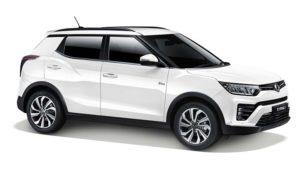 Hire Purchase | £5405 deposit | £199 per month | New Tivoli Ventura 1.2-litre Petrol Manual
