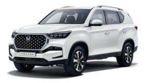 Personal Contract Purchase | £9132 deposit | £399 per month | New Rexton Ventura Auto