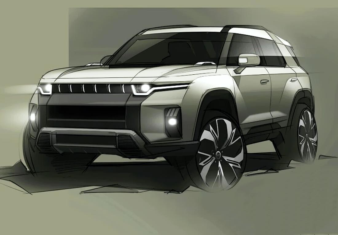 ssangyong-all-electric-mid-size-suv-j100-front