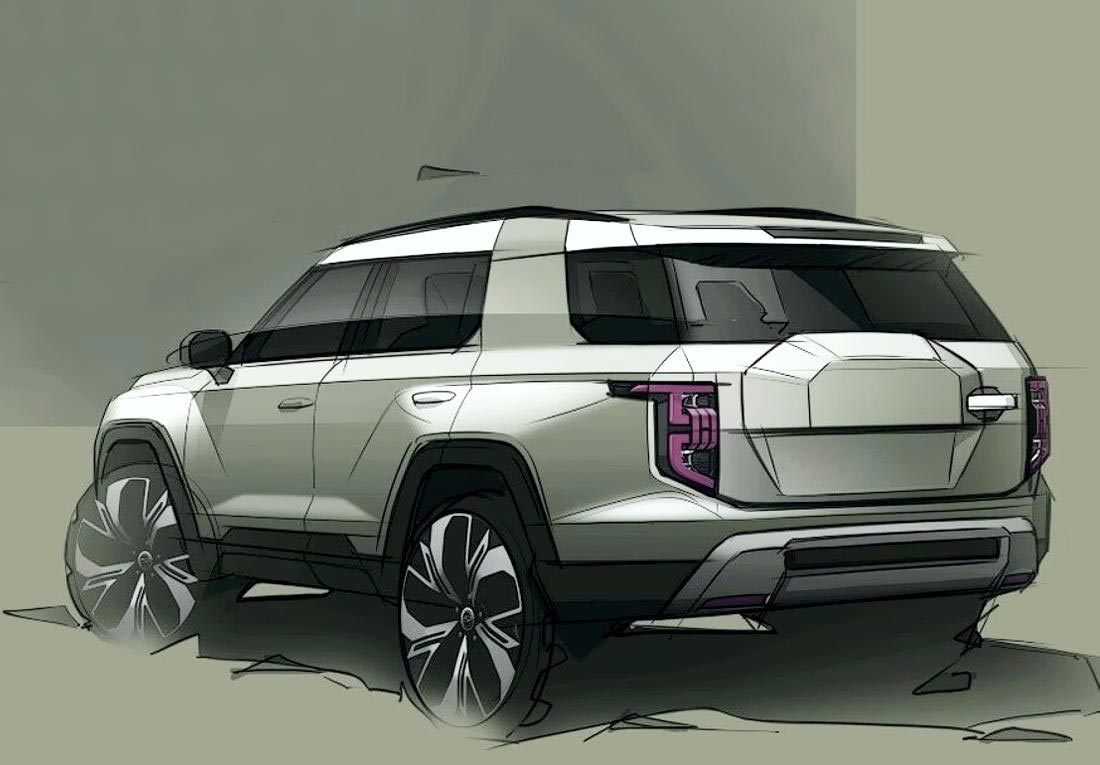 ssangyong-all-electric-mid-size-suv-j100-rear