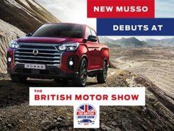 ssangyong-new-musso-pickup-debuts-british-motor-show-farnborough-2021-nwn