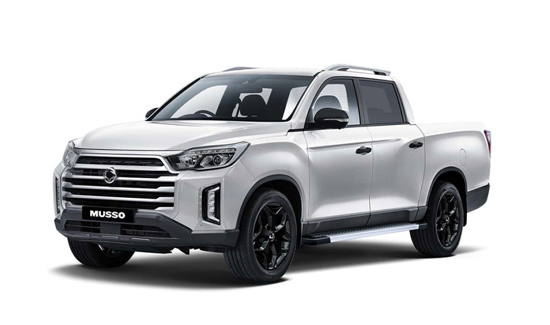 new-ssangyong-musso-pick-up-grand-white