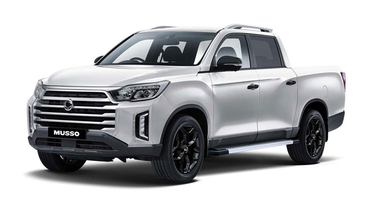 Personal Contract Purchase | £6707 deposit | £299 per month | New Musso EX Manual