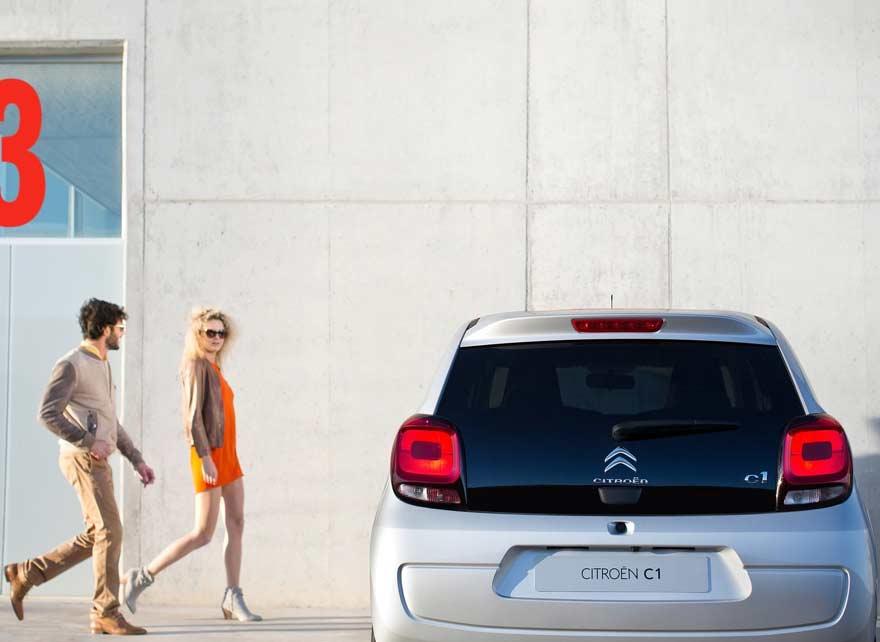 new-citroen-c1-rear-of-vehicle