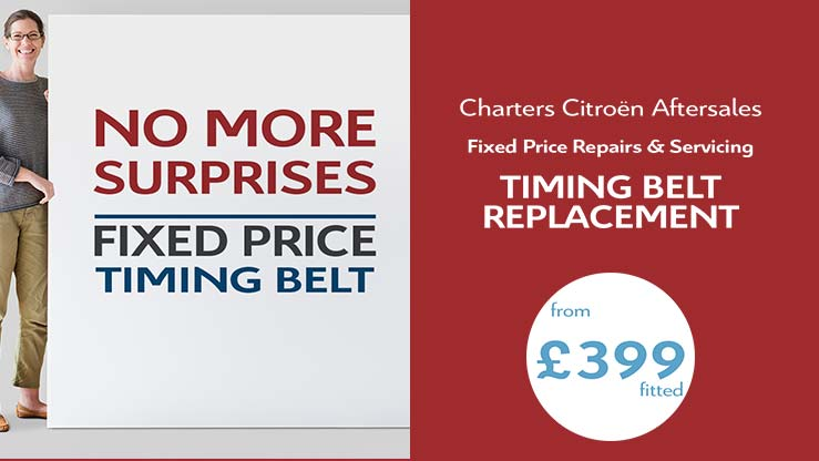4933b566e Citroen Fixed Price Servicing | Timing belt kits fitted for £399