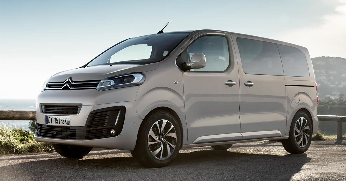 Citroen SpaceTourer Features | Charters Citroen ...
