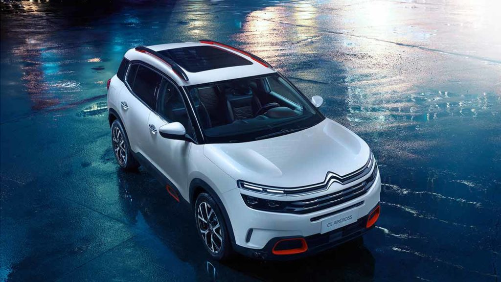 Everything you've ever want to know about Citroen C5 Aircross