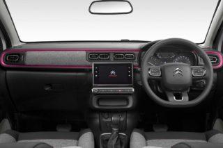 new-citroen-c3-elle-special-edition-dashboard-interior