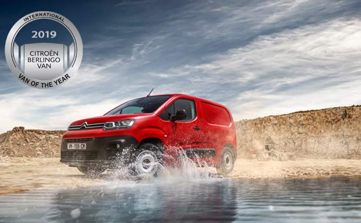 3a0e839f2f New Citroen Berlingo Van Hire Purchase offers