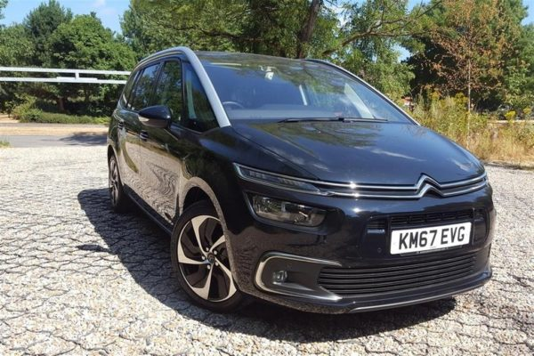 Citroen Grand C4 Picasso 2.0 BlueHDi (150ps) Flair EAT6