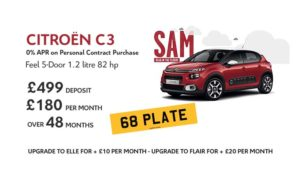 citroen-c3-offers-pcp-car-finance-180-per-month-zero-percent-apr-an