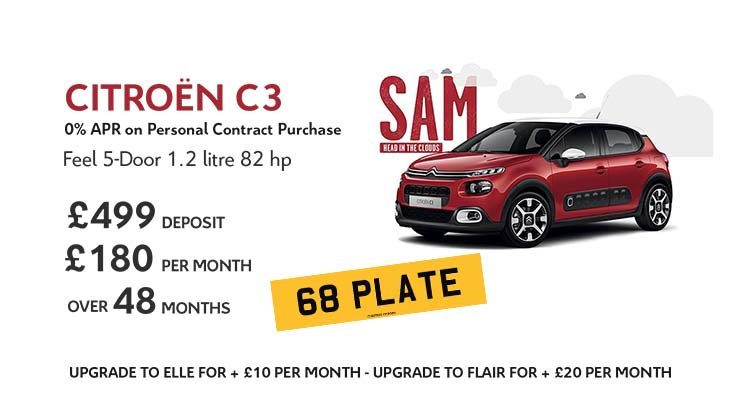 citroen-c3-offers-pcp-car-finance-180-per-month-zero-percent-apr-an