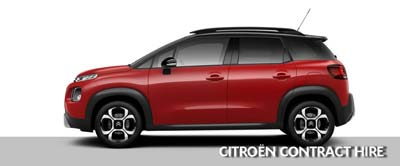 CITROEN CONTRACT HIRE