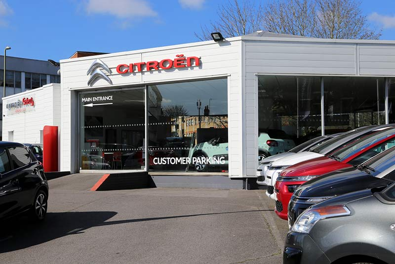 citroen-showroom