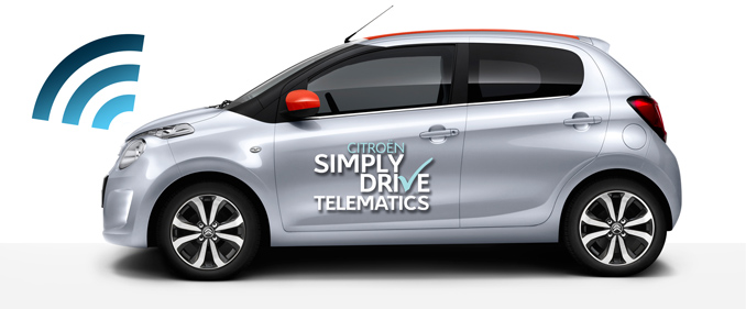 SIMPLY DRIVE TELEMATICS