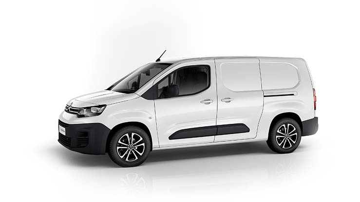 New Berlingo Van BlueHDi 100 S&S manual M 1000 Enterprise Finance Lease | £191 plus VAT per month