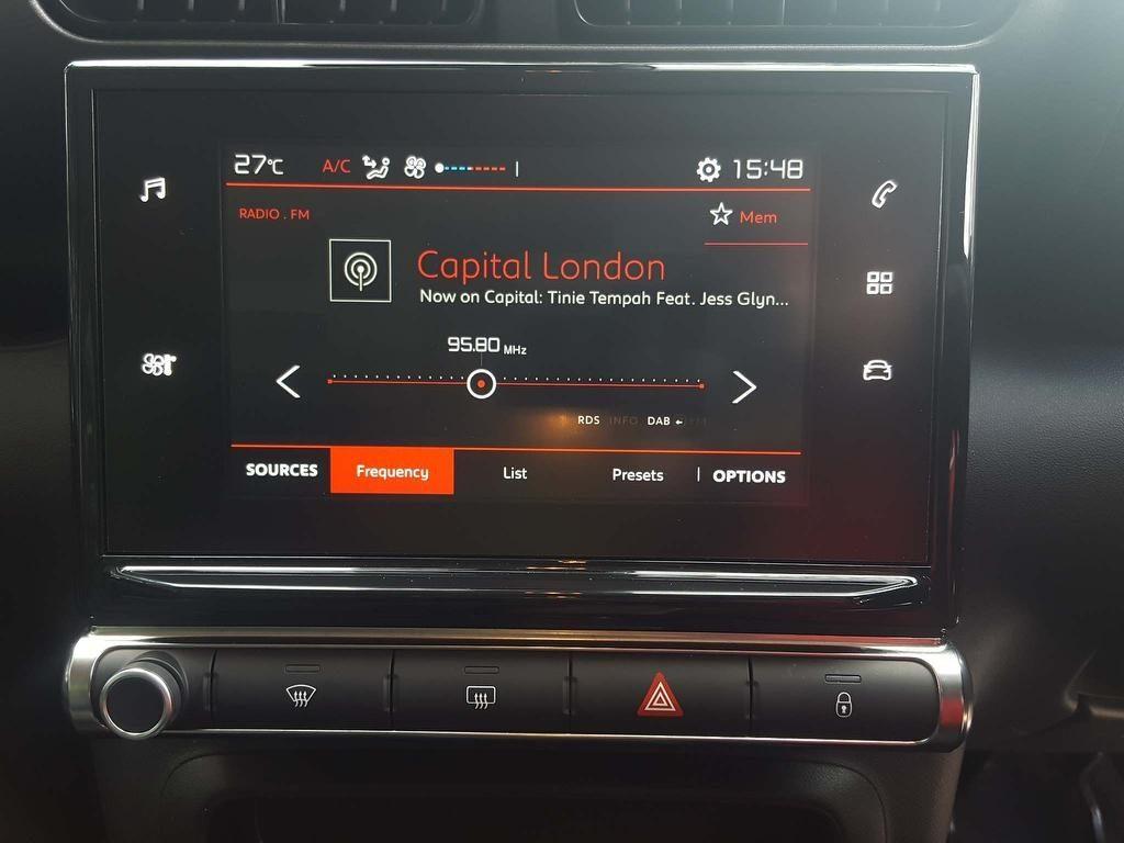 2018 Citroen C3 Aircross used car   £10420   Charters