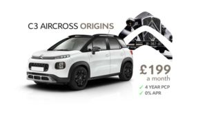 citroen-c3-aircross-origins-offer-price-199-a-month-an