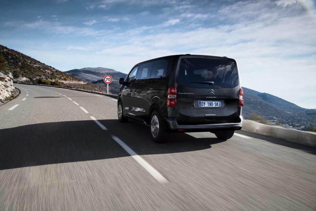 new-citroen-e-spacetourer-all-electric-rear-profile