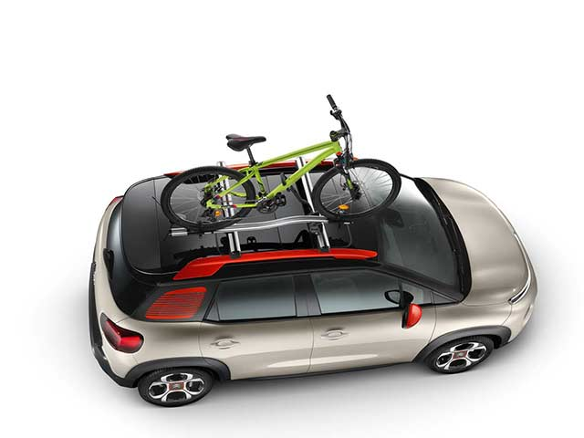 citroen-c3-aircross-bicycle-roof-rack