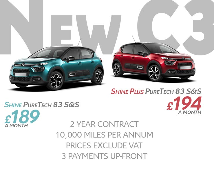 new-citroen-c3-contract-hire-offers-spring-2021-goo