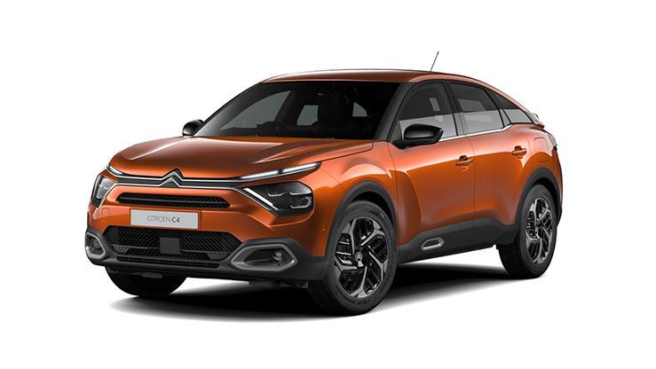 New C4 Sense Plus BlueHDi 130 S&S EAT8 auto Motability Offer: £895 advance payment