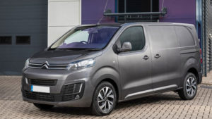 Free Ply Lining on new 71-plate Citroen Dispatch Driver